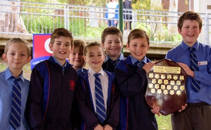 Image:St Joseph's Charlestown triumphs at Tournament of Minds