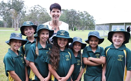 Image:GALLERY: Catherine McAuley Catholic College name announcement