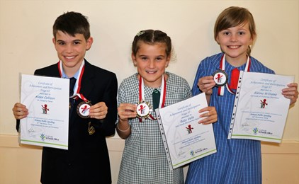 Image:Diocesan Primary Public Speaking Finals