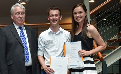 Image:HSC top achievers announced in all Maitland-Newcastle Catholic schools