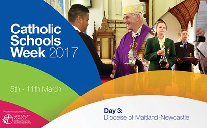Image:Catholic Schools Week Mass 2017
