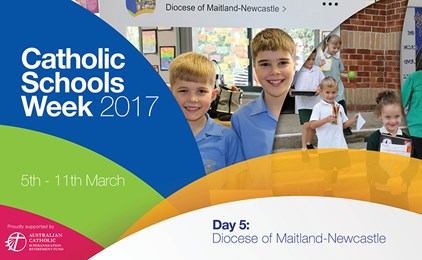 Image:Catholic Schools Week 2017 - Day 5
