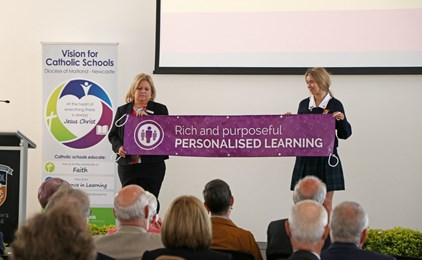 Image:Catholic Schools Office launches new Learning Framework