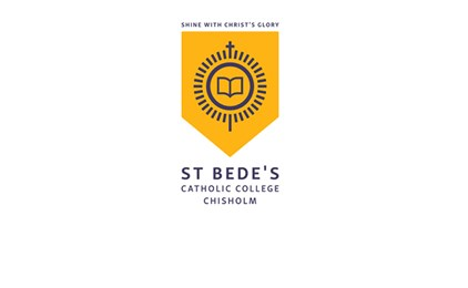 Image:St Bede's Catholic College reveals its visual identity