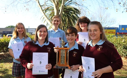 Image:Diocesan Secondary Public Speaking 2017