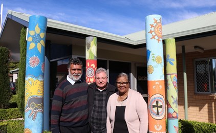 Image:Schools throughout Newcastle celebrate NAIDOC