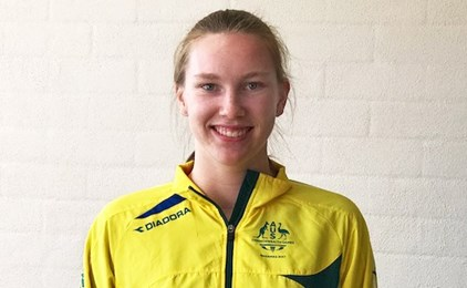 Image:Year 12 student claims silver at Youth Commonwealth Games