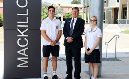 Image:New facility honours St Mary MacKillop