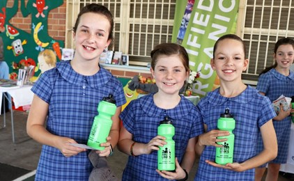 Image:GALLERY: St Joseph's East Maitland host Wellbeing Fair