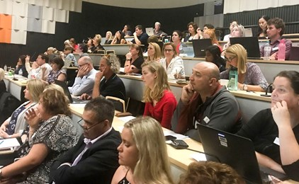 Image:A successful TeachMeet