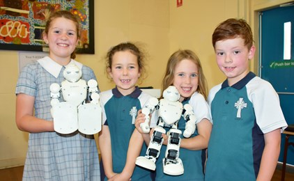 Image:STEMfest at St Catherine's