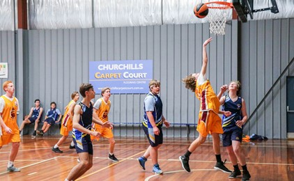 Image:Diocesan Secondary Basketball Championships
